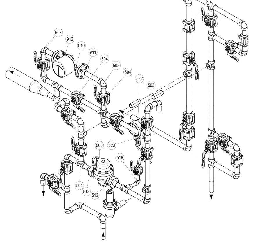 Dessinateur / Projeteur f/h installation générale / tuyauterie